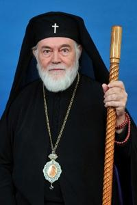 His Eminence, Archbishop Nathaniel
