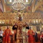 Metropolitan Jonah Celebrates Divine Liturgy at DC's ROCOR Cathedral
