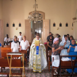 First Cuba Liturgy in Westernmost Province