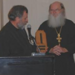 Fr. Duane Pederson Receives the Matthew 25:36 Award