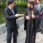 Met. Hilarion in China