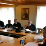 OCA Holy Synod meeting at Dormition Monastery