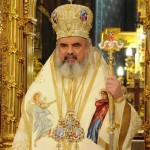 Patriarch Daniel of the Romanian Orthodox Church