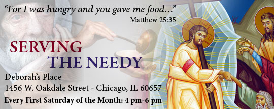 Serving the Needy, Chicago