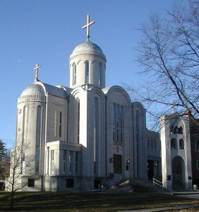 St. Nicholas Orthodox Cathedral, Washington DC