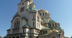 Alexander Nevsky cathedral in Sofia (Photo: Clive Leviev-Sawyer)