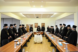 The Holy Synod of the Patriarchate of Antioch