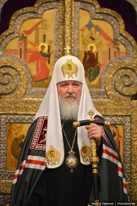 His Holiness Patriarch Kirill of Moscow and All Russia. Photo: A. Goryanov/Pravoslavie.ru