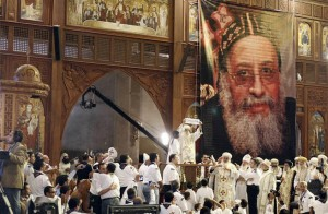 Coptic Orthodox Pope Tawadros II recently said that fear and worry have driven Coptic Christians to leave Egypt. Earlier this month, two people died and at least 90 were injured when unknown assailants attacked mourners outside St Mark's cathedral in Cairo during a funeral service for four Copts killed in sectarian violence.