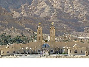 Coptic Orthodox Monastery of St. Anthony the Great at The Red Sea, Egypt