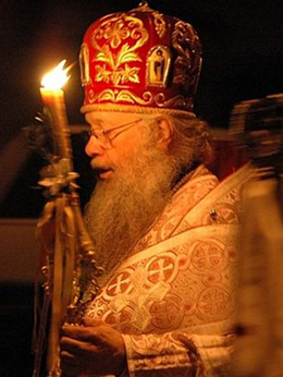 Archbishop Kenneth (Seraphim) Storheim was suspended by the Orthodox Church of America after two sexual assault charges were laid against him in November 2010. (Archdiocese of Canada)