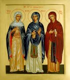 Icon, Mothers of Medicine