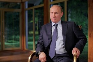 Vladimir Putin Photo: the Presidential Press and Information Office