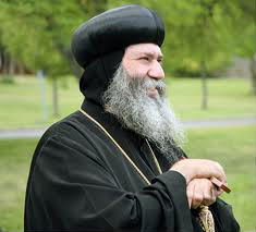 His Grace Bishop Anba Suriel, senior cleric of Australia's Orthodox Coptic Christians