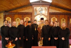 St. Vladimir's Choral Octet Schedule, December 2013 @ Southampton | New York | United States