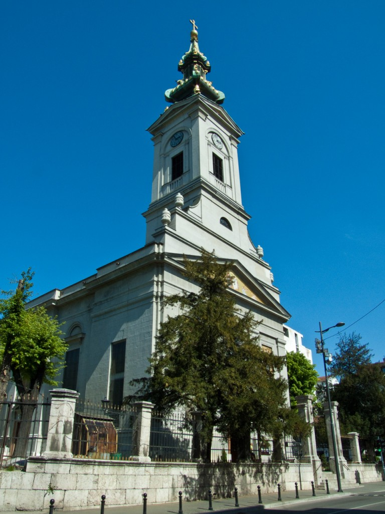 Cathedral Church of St. Michael the Archangel in Belgrade – Photo: openfolder.net