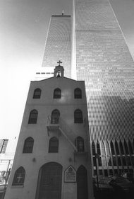 St. Nicholas Church, via Associated Press The church, which will include a nondenominational bereavement center, will stand in sharp contrast with its predecessor, next to the World Trade Center.