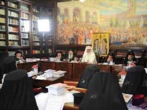 Holy Synod of Church of Romania in session