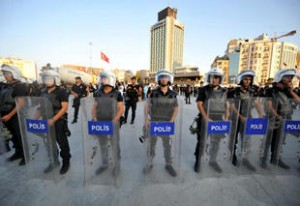 Turkey's police directorate invited non-Muslims to join the force. [AFP]