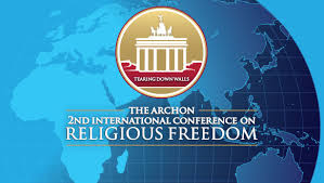 Archon Second International Conference on Religious Freedom: Berlin, Germany @ Berlin, Germany