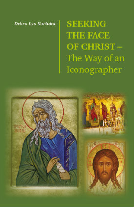 Book, Debra Lyn Korluka, Iconographer