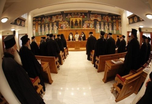 Holy Synod of Greece