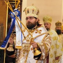 Metropolitan-elect Rastislav, Primate of the Czech Lands and Slovakia