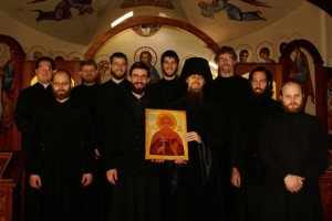Fr. Steven Voytovich and St. Tikhon's Mission Choir: WVA  @ Varied
