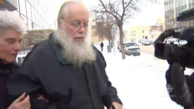Winnipeg archbishop found guilty of sexually assaulting boy [Photo: CBC News]
