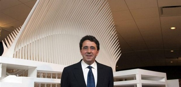 Santiago Calatravas was chosen to design the new St. Nicholas Church at Ground Zero.