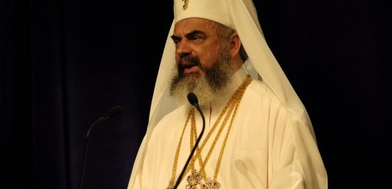 Patriarch Daniel of the Orthodox Church of Romania