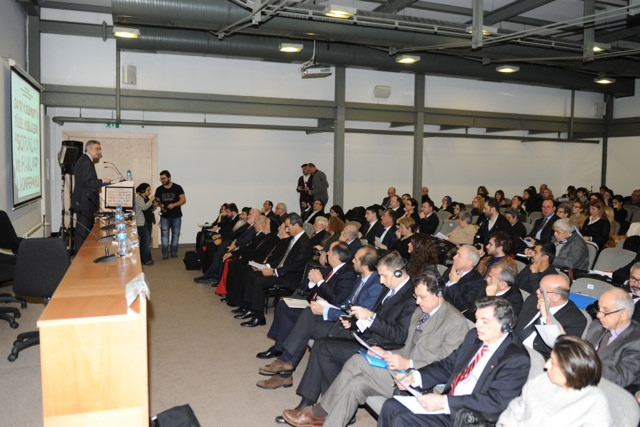 "Archons attend Istanbul Conference on Legal Entities of Non-Muslims: ""Problems and Rights"""