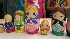 Workshop: Storytelling and Matryoshka Doll Painting @ Knights of Columbus Museum   | New Haven | Connecticut | United States