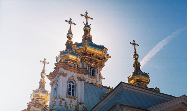 Avpole / Wikicommons Priests from the Moscow-based Orthodox Church have threatened to seize property belonging to a rival denomination in Crimea.