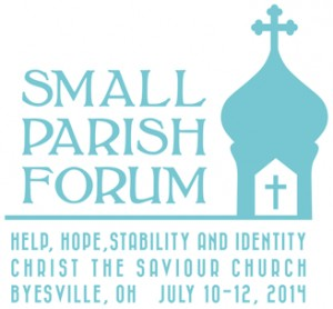 Small Parish Forum: Ohio @  's Christ the Savior Church | Byesville | Ohio | United States