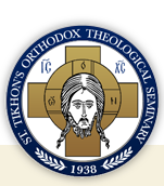 Lecture: St. Tikhon's Orthodox Theological Seminary @ St. Tikhon's Orthodox Theological Seminary | South Canaan | Pennsylvania | United States