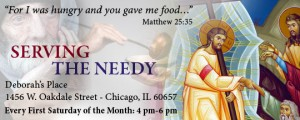 Serving the Needy: Chicago, IL @ Deborah's Place  | Chicago | Illinois | United States
