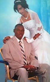 Meriam Yehya Ibrahim with husband