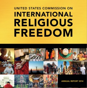 US commission intl religious freedom