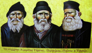 orthodox saints