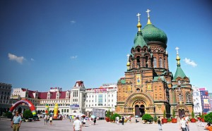 St Sophia Orthodox Church, Harbin, China