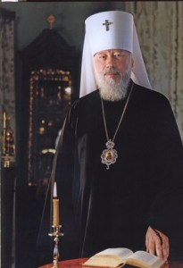 Metropolitan Volodymyr of Kyiv and All Ukraine