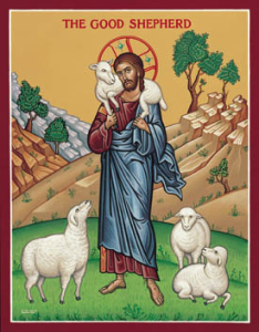 good-shepherd icon