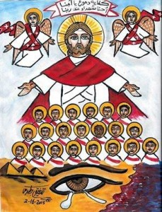 21 New Egyptian Martyrs of Libya