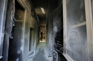 Reuters An arson attack on a Greek Orthodox seminary in Jerusalem last week is one of a number of suspected hate crimes against Christians and Muslims in the area.