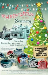 Christmas at the Seminary:NJ @ St. Sophia Seminary | Franklin Township | New Jersey | United States