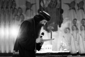 His Grace Bishop David of the Coptic Orthodox Church
