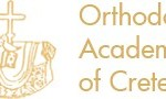 Orthodox Academy of Crete:  A wonderful setting for the Holy and Great Council