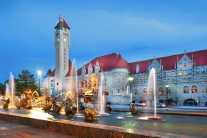 The St. Louis Union Station Hotel by Doubletree
