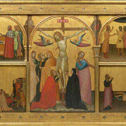 "Lecture, and Exhibit of Reunited: ""Francescuccio Ghissi's St. John Altarpiece"":  Portland, OR @ Portland Museum of Art    